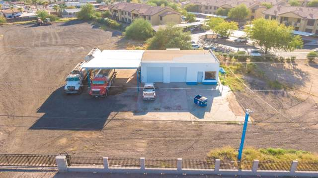 991 E Old West Highway #1, Apache Junction, AZ 85119 (MLS #6007197) :: The W Group