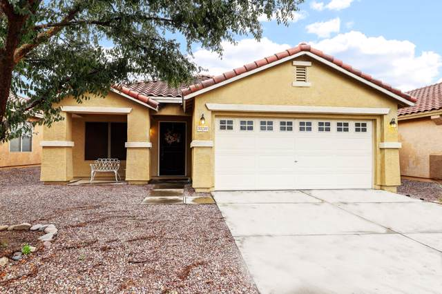 33720 N Cherry Creek Road, Queen Creek, AZ 85142 (MLS #6007205) :: The W Group