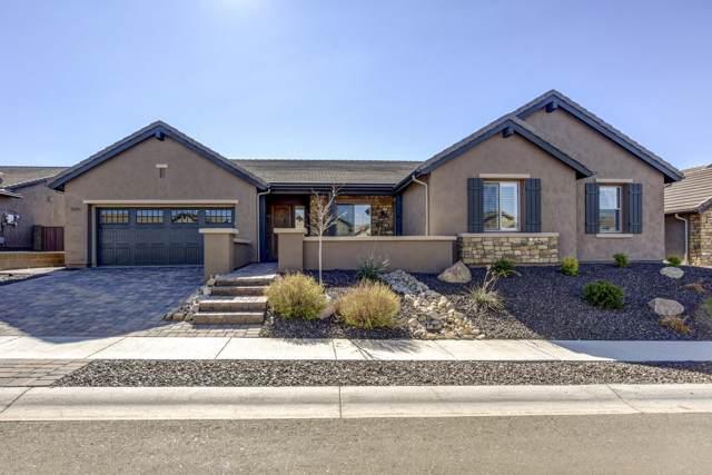 5291 Scenic Crest Way, Prescott, AZ 86301 (MLS #6007216) :: The Daniel Montez Real Estate Group