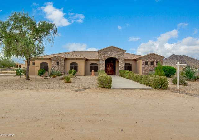 32550 N Rugosa Road, Queen Creek, AZ 85142 (MLS #6007235) :: The W Group