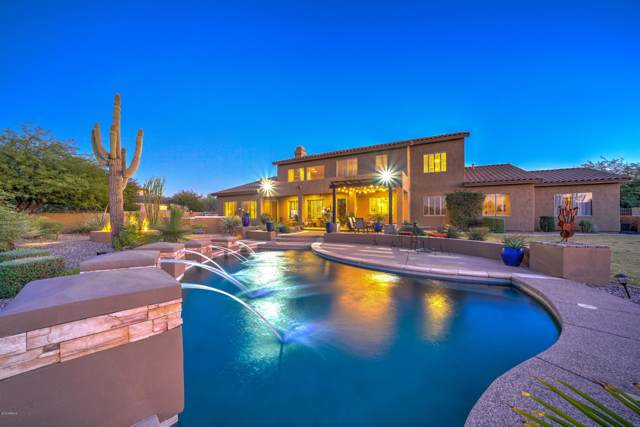 5868 E Bent Tree Drive, Scottsdale, AZ 85266 (MLS #6007237) :: The Kenny Klaus Team