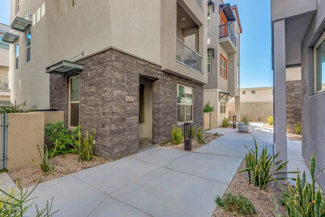 3510 N Miller Road #1007, Scottsdale, AZ 85251 (MLS #6007244) :: The Kenny Klaus Team
