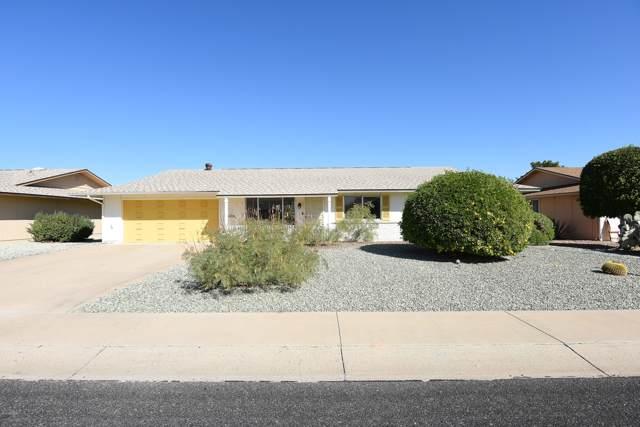9514 W Willowbrook Drive, Sun City, AZ 85373 (MLS #6007259) :: Brett Tanner Home Selling Team