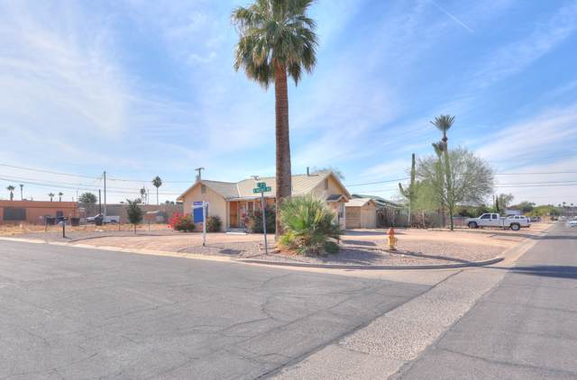 711 N Walnut Avenue, Casa Grande, AZ 85122 (MLS #6007260) :: The W Group