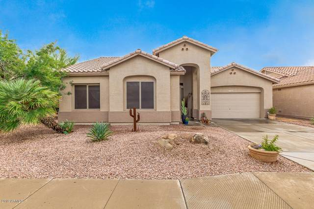 4135 E Strawberry Drive, Gilbert, AZ 85298 (MLS #6007275) :: Openshaw Real Estate Group in partnership with The Jesse Herfel Real Estate Group