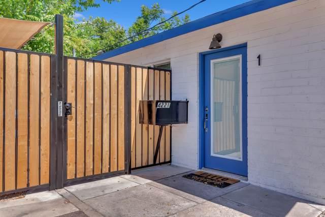 4221 N 20TH Street, Phoenix, AZ 85016 (MLS #6007351) :: The Kenny Klaus Team