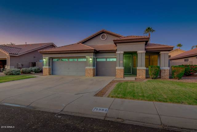 1592 E Harrison Street, Chandler, AZ 85225 (MLS #6007394) :: The Kenny Klaus Team