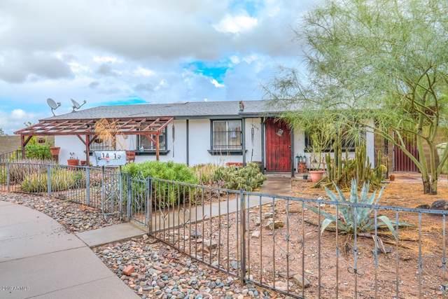 14615 N 52ND Lane, Glendale, AZ 85306 (MLS #6007399) :: Conway Real Estate