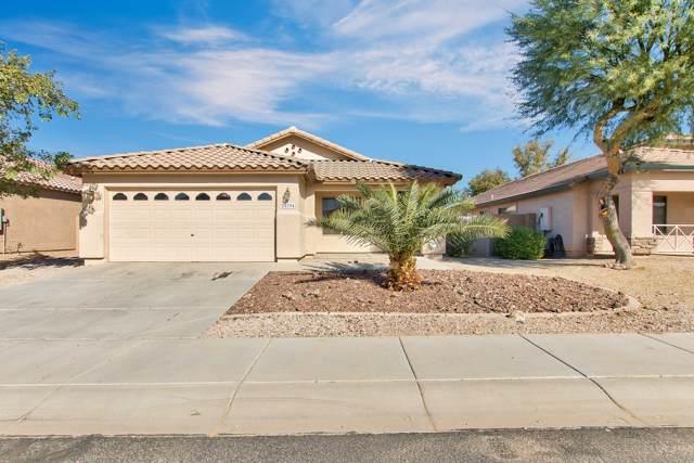 25394 W Darrel Drive, Buckeye, AZ 85326 (MLS #6007417) :: The Garcia Group