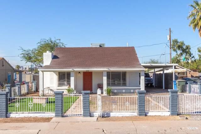 1114 N 24TH Place, Phoenix, AZ 85008 (MLS #6007418) :: Nate Martinez Team