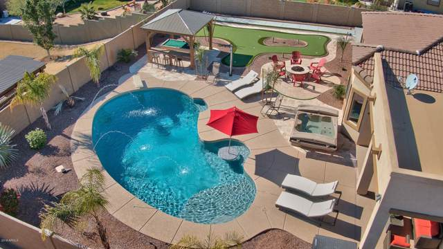 9917 E Glencove Circle, Mesa, AZ 85207 (MLS #6007429) :: Openshaw Real Estate Group in partnership with The Jesse Herfel Real Estate Group