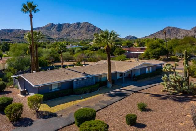5135 E Tomahawk Trail, Paradise Valley, AZ 85253 (MLS #6007431) :: Kepple Real Estate Group