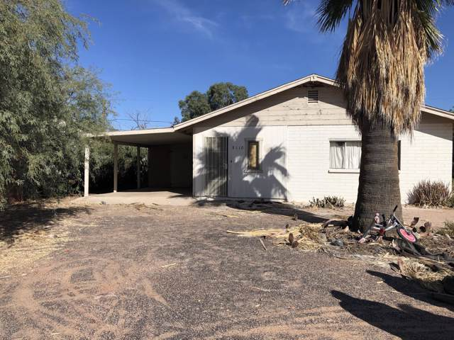 8110 E 4TH Avenue, Mesa, AZ 85208 (MLS #6007434) :: Openshaw Real Estate Group in partnership with The Jesse Herfel Real Estate Group