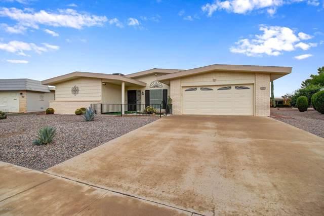 10921 W Jezebel Drive, Sun City, AZ 85373 (MLS #6007451) :: Brett Tanner Home Selling Team