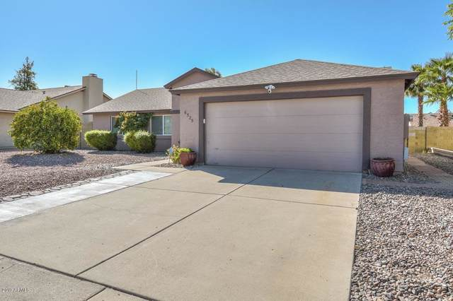 6525 W Turquoise Avenue, Glendale, AZ 85302 (MLS #6007468) :: The Kenny Klaus Team