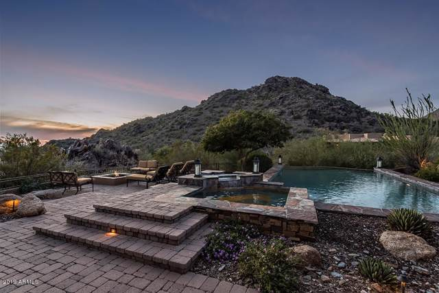 11502 E Paradise Lane, Scottsdale, AZ 85255 (MLS #6007481) :: The Kenny Klaus Team