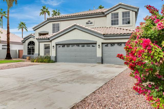 4542 E Barbarita Court, Gilbert, AZ 85234 (MLS #6007483) :: Openshaw Real Estate Group in partnership with The Jesse Herfel Real Estate Group