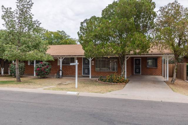 1809 N 74TH Place, Scottsdale, AZ 85257 (MLS #6007492) :: The Kenny Klaus Team