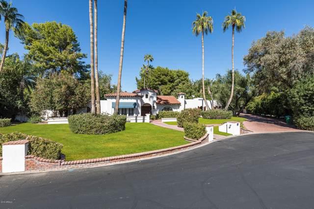 7112 E Merion Way, Paradise Valley, AZ 85253 (MLS #6007502) :: Kepple Real Estate Group
