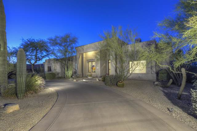7394 E Buckhorn Trail, Scottsdale, AZ 85266 (MLS #6007508) :: Team Wilson Real Estate