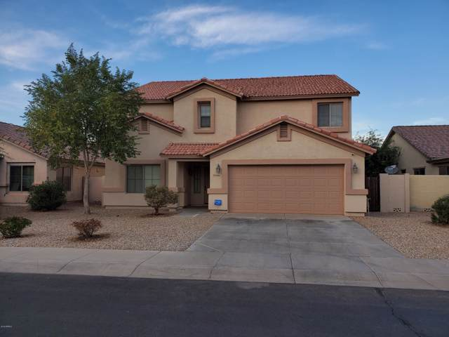 45686 W W. Dutchman Drive, Maricopa, AZ 85139 (MLS #6007528) :: The Laughton Team