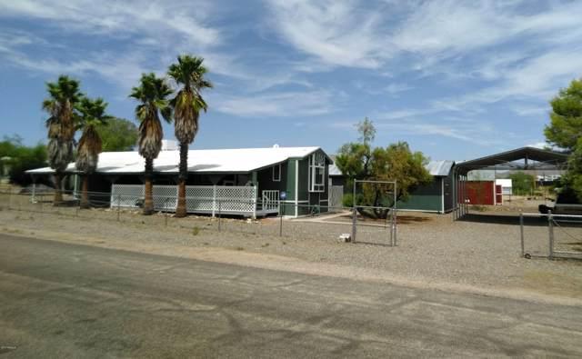 22570 W Henderson Street, Congress, AZ 85332 (MLS #6007531) :: Riddle Realty Group - Keller Williams Arizona Realty