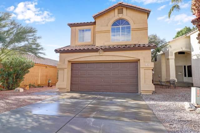 2167 E Nighthawk Way, Phoenix, AZ 85048 (MLS #6007533) :: Brett Tanner Home Selling Team