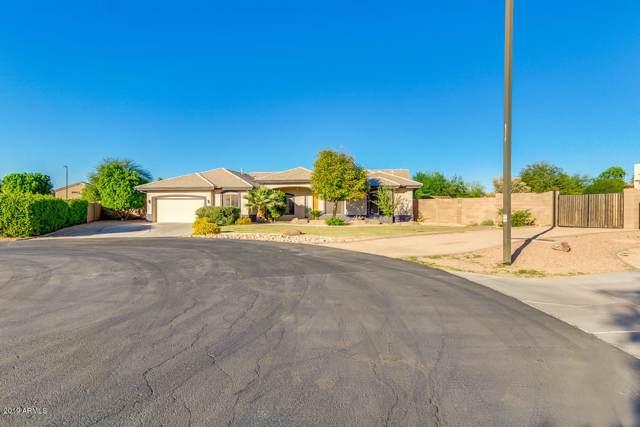 13010 W Krall Court, Glendale, AZ 85307 (MLS #6007545) :: Brett Tanner Home Selling Team