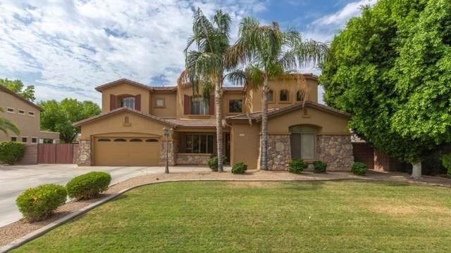 521 E Benrich Drive, Gilbert, AZ 85295 (MLS #6007552) :: Scott Gaertner Group