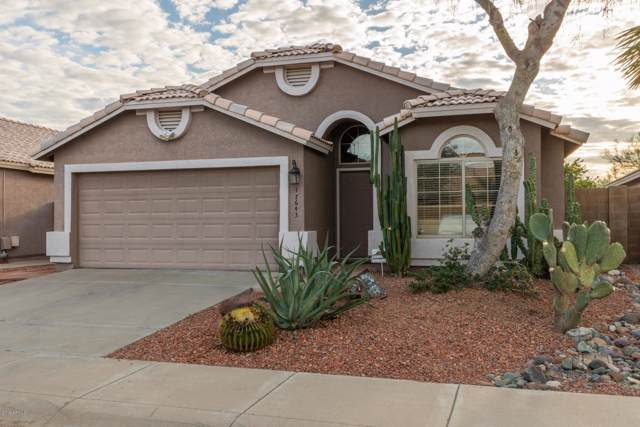 17643 N 5TH Avenue, Phoenix, AZ 85023 (MLS #6007571) :: The Laughton Team