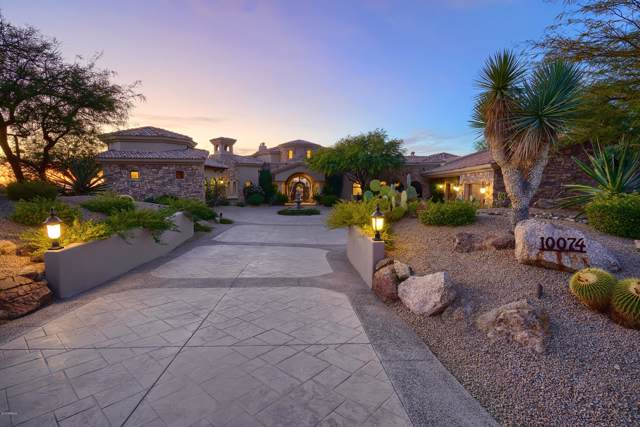 10074 E Troon North Drive, Scottsdale, AZ 85262 (MLS #6007572) :: Openshaw Real Estate Group in partnership with The Jesse Herfel Real Estate Group