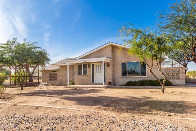 3640 N La Paz Drive, Eloy, AZ 85131 (MLS #6007576) :: The Laughton Team