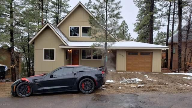 17730 S Stallion Drive, Munds Park, AZ 86017 (MLS #6007577) :: Conway Real Estate