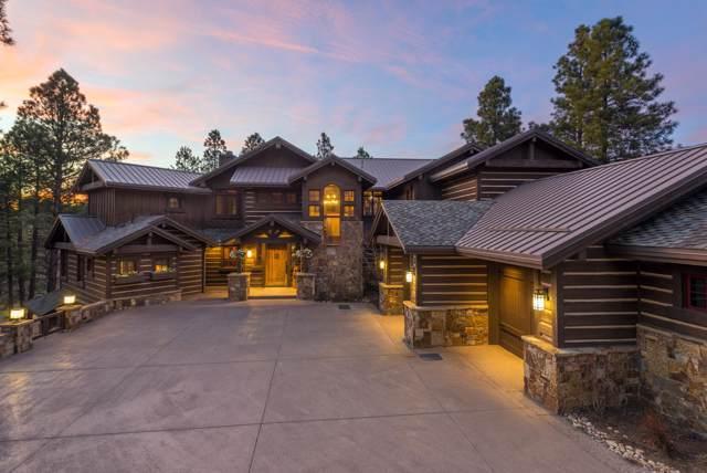 2550 E La Serena Drive, Flagstaff, AZ 86005 (MLS #6007579) :: Devor Real Estate Associates