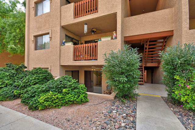 3031 N Civic Center Plaza #117, Scottsdale, AZ 85251 (MLS #6007580) :: The Everest Team at eXp Realty