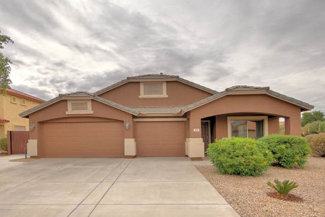 689 W Dexter Way, San Tan Valley, AZ 85143 (MLS #6007614) :: The Everest Team at eXp Realty