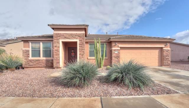 20129 N Big Dipper Drive, Maricopa, AZ 85138 (MLS #6007689) :: The Garcia Group