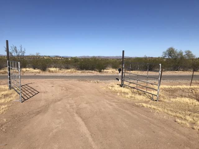 36550 S Matthie Ranch Road Road, Wickenburg, AZ 85390 (MLS #6007697) :: The Daniel Montez Real Estate Group
