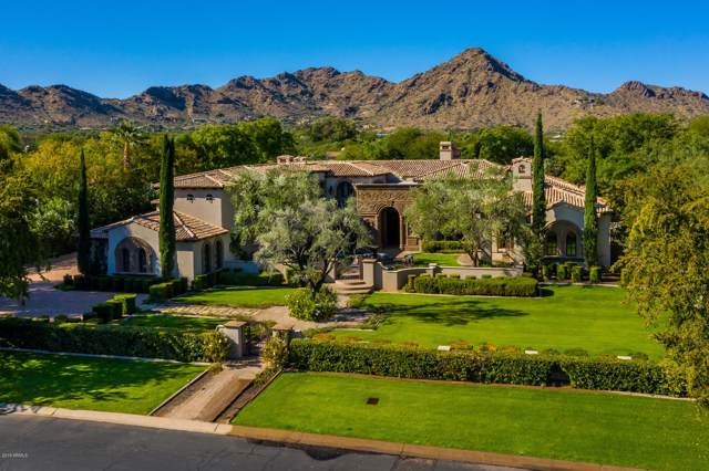 7714 N Calle Caballeros, Paradise Valley, AZ 85253 (MLS #6007709) :: The Kenny Klaus Team