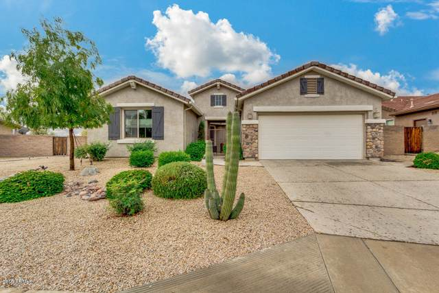 31306 N Desert Star Street, San Tan Valley, AZ 85143 (#6007710) :: Luxury Group - Realty Executives Tucson Elite