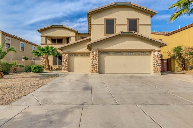 14724 N 138TH Lane, Surprise, AZ 85379 (MLS #6007721) :: The Everest Team at eXp Realty
