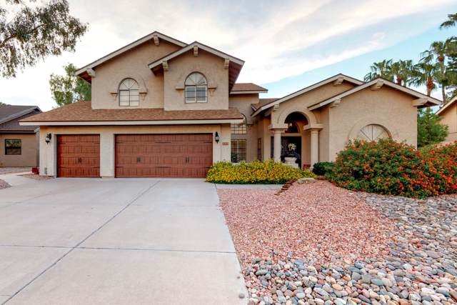 16014 N 53RD Street, Scottsdale, AZ 85254 (MLS #6007738) :: The Kenny Klaus Team