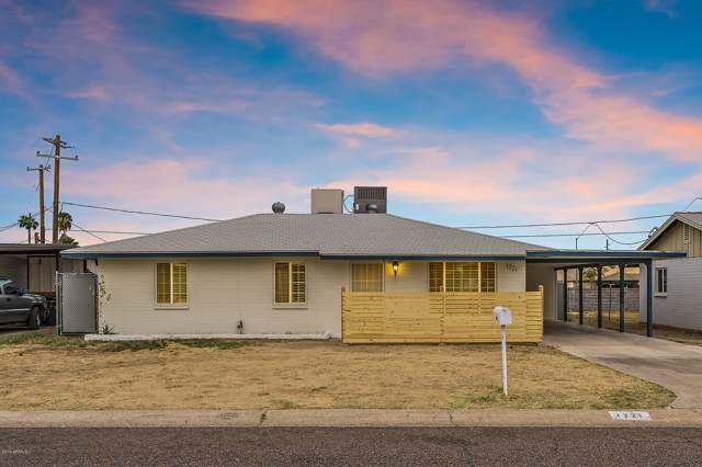1221 E Wagon Wheel Drive, Phoenix, AZ 85020 (MLS #6007747) :: The Daniel Montez Real Estate Group