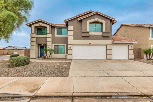 3101 W Matthew Drive, Phoenix, AZ 85027 (MLS #6007750) :: The Kenny Klaus Team