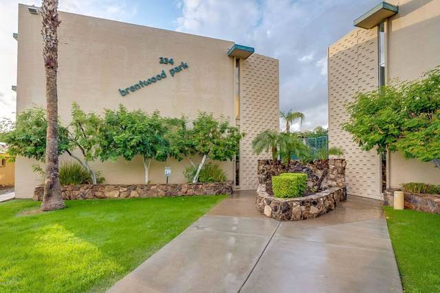 334 W Medlock Drive D102, Phoenix, AZ 85013 (MLS #6007751) :: Scott Gaertner Group