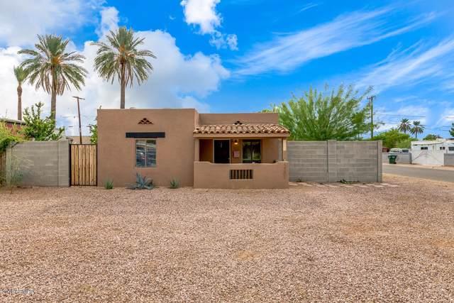 2201 E Yale Street, Phoenix, AZ 85006 (MLS #6007785) :: The Daniel Montez Real Estate Group