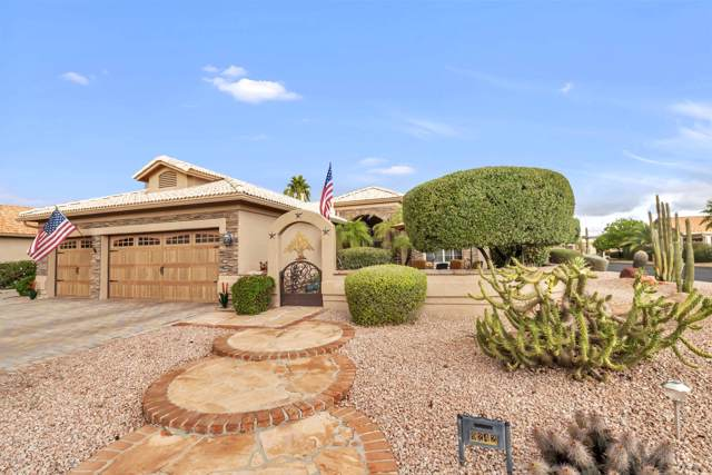 9242 E Coopers Hawk Drive, Sun Lakes, AZ 85248 (MLS #6007808) :: Openshaw Real Estate Group in partnership with The Jesse Herfel Real Estate Group