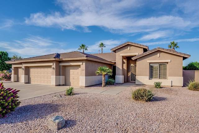 8114 W Foothill Drive, Peoria, AZ 85383 (MLS #6007813) :: Openshaw Real Estate Group in partnership with The Jesse Herfel Real Estate Group