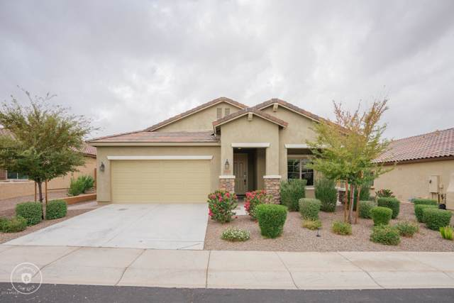 20520 N 260TH Avenue, Buckeye, AZ 85396 (MLS #6007818) :: The Kenny Klaus Team
