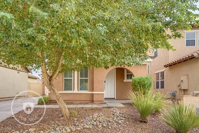 1195 E Gail Drive, Chandler, AZ 85225 (MLS #6007834) :: Scott Gaertner Group